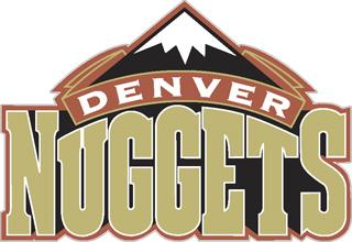 Denver Nuggets Decal