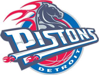 Detroit Pistons decals