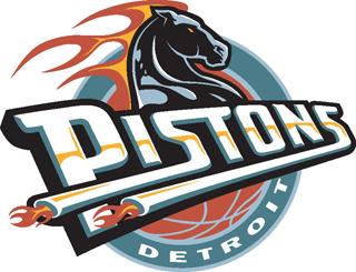 Detroit Pistons decals 4