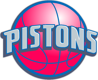 Detroit Pistons decals 5