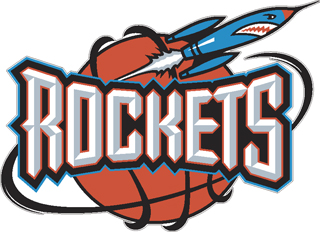 Houston Rockets decal