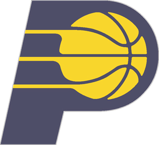 Indiana Pacers decal 98