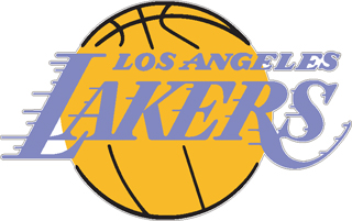 Los Angeles Lakers decal