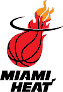 Miami Heat Decal