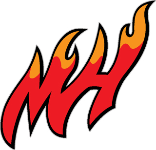 Miami Heat Decal 99