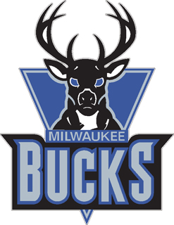 Milwaukee Bucks decal c