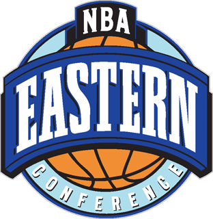 NBA Easter Conference decal