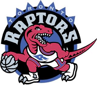 Toronto Raptors decal 00