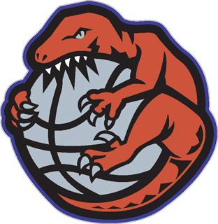Toronto Raptors decal 93