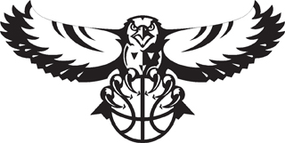 Atlanta Hawks decal 00