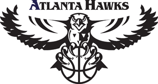Atlanta Hawks decal 96