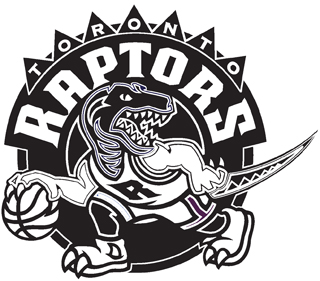 Toronto Raptors decal 00b