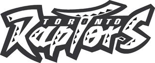 Toronto Raptors decal 91b