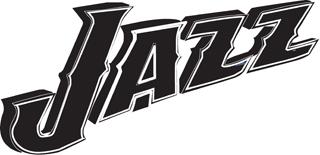 Utah Jazz Decal 99