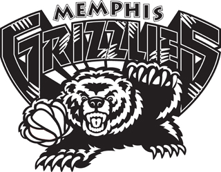 Memphis Grizzlies decal 99