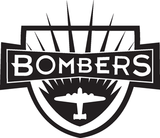 Baltimore Bombers decal
