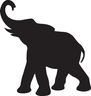 Republican Elephant Symbol