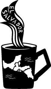 El Salvador Coffee Cup