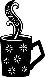 Mexican Coffee Cup