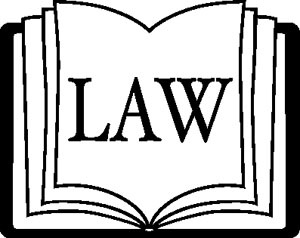 Law Decal