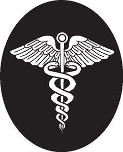Doctor Symbol Decal