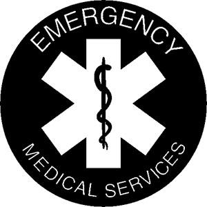 Emergency Symbol Decal