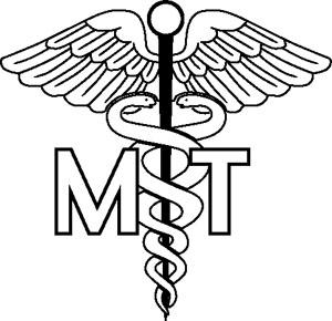 Medical Technician Symbol Decal
