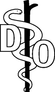Osteopathic Symbol Decal