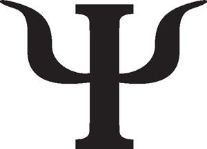 Psychology Symbol Decal