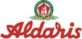 Aldaris Beer vinyl decal