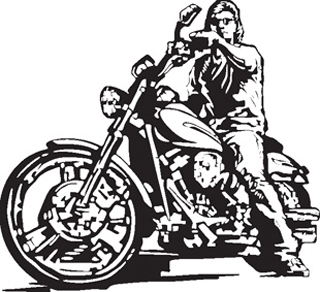 Motorcycle Rider 1