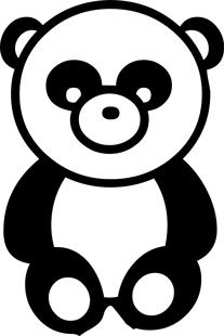 Panda Baby Boy