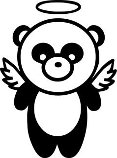 Angel Panda