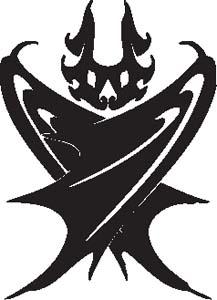 Tribal Bat 2