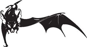 Tribal Bat 4