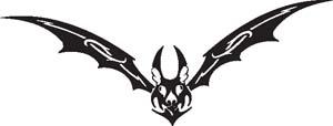 Tribal Bat 6