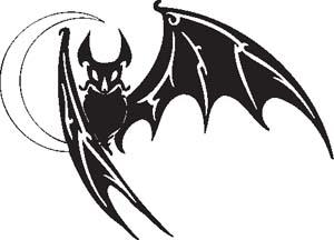 Tribal Bat 28
