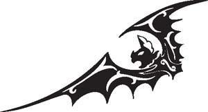Tribal Bat 29