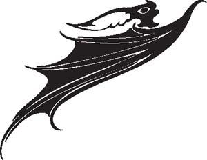 Tribal Bat 31