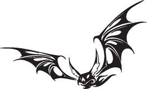 Tribal Bat 32