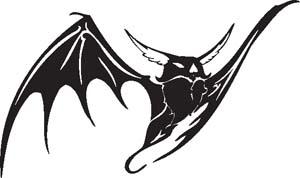 Tribal Bat 36