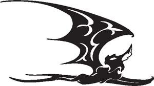 Tribal Bat 39