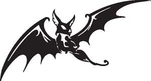 Tribal Bat 41
