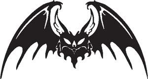 Tribal Bat 42
