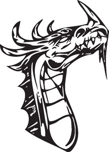 Dragon decal 83