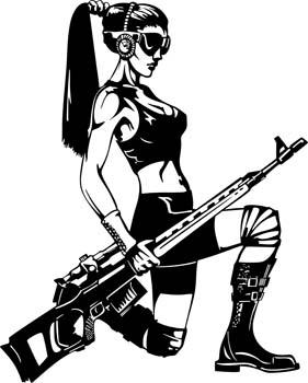 Gungirls 3