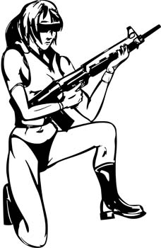 Gungirls 6