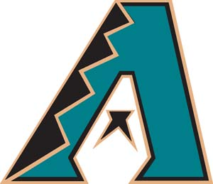 Arizona diamondbacks decal C