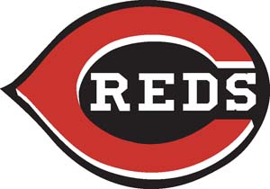 cincinnati reds decal 99