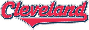 cleveland indians decal 99